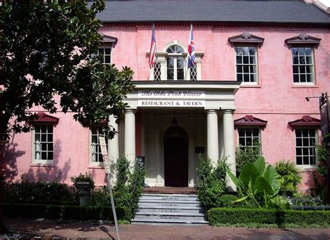 olde pink house the olde pink house savannah georgia real haunted place