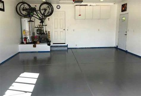 rust bullet   longest lasting garage floor paint  garage floors