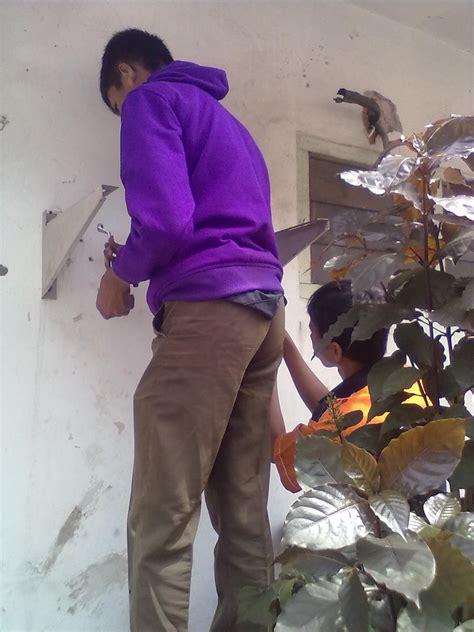 Ac Baru Merk Akari service layanan repair perbaikan bongkar pasang cuci