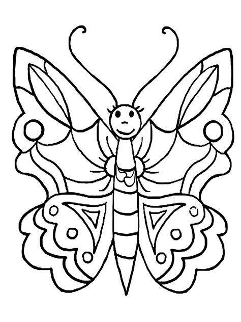 butterfly rainbow coloring page butterfly and rainbow coloring pages