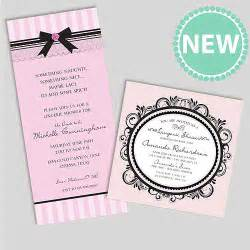 personalized bridal shower invitations null walmart