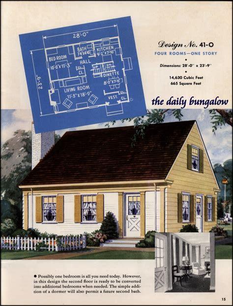 Modern Small Homes Weyerhaeuser House Plans Flickr