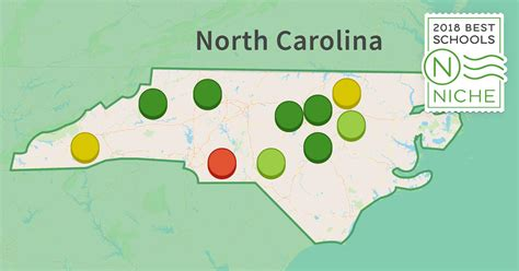 Search Nc 2018 Most Diverse High Schools In Carolina Niche