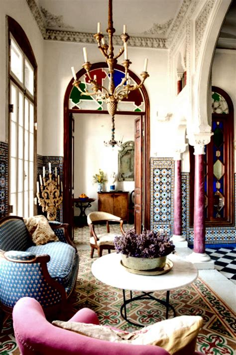choose moroccan style   home   build  house