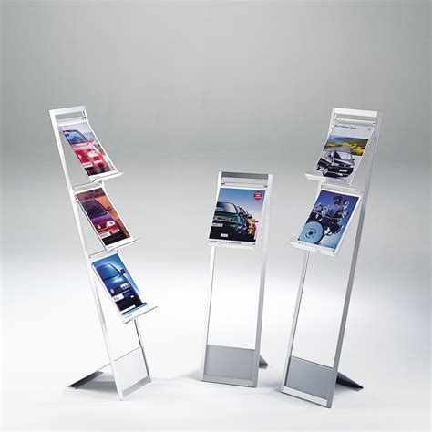Acrylic Stand acrylic brochure stand octanorm brochure