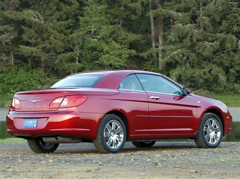 2007 Chrysler Sebring Convertible by Chrysler Sebring Convertible 2007 11 Pictures 2048x1536