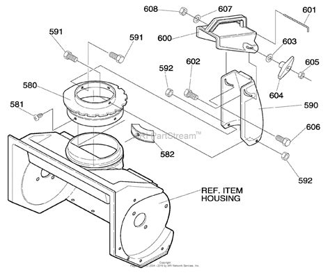 murray snowblower parts diagram murray 620000x31a single stage snow thrower 2000 parts