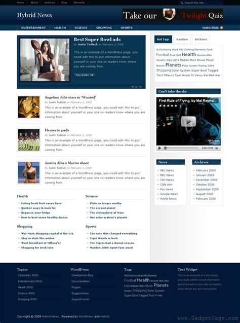 html news themes the newest gadget informations gadgetcage