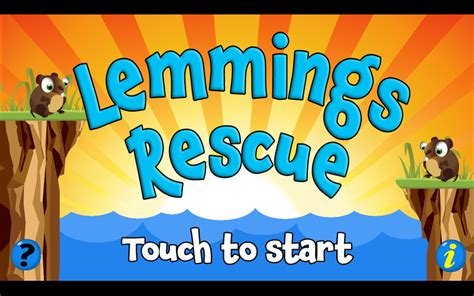 lemmings android apk lemmings rescue android apps on play