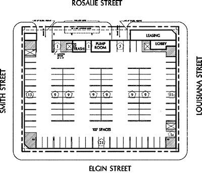Block Garage Plans new midtown apartment building hopes to extend the calais