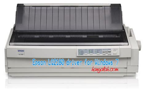 Printer Yang Bisa Digunakan Untuk Fotocopy cara mudah install printer epson lq 2180 di windows 7 hanyalah berbagi informasi