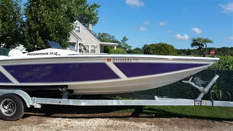 24 progression boat for sale progression 1994 for sale for 17 500 boats from usa