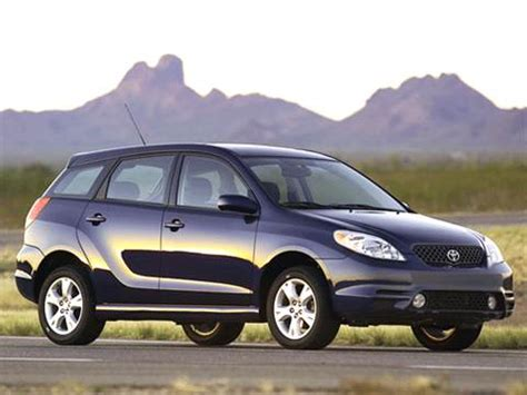 2005 toyota matrix pricing ratings reviews kelley blue book 2003 toyota matrix pricing ratings reviews kelley blue book