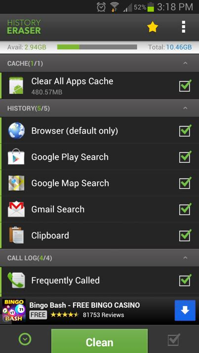 delete history on android phone how to quickly delete history on android phone