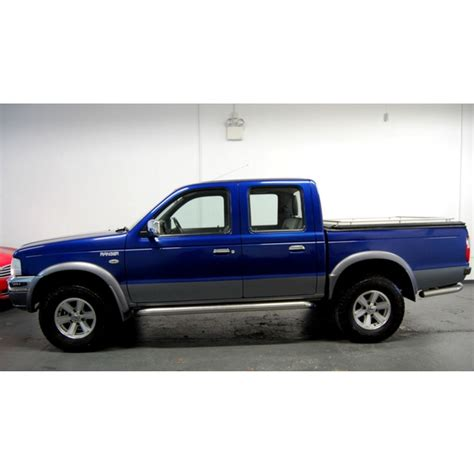 2006 ford ranger double cab xlt lim car photo and specs ford ranger 2 5tddi xlt thunder double cab pickup 4wd 2006 56 reg pick up