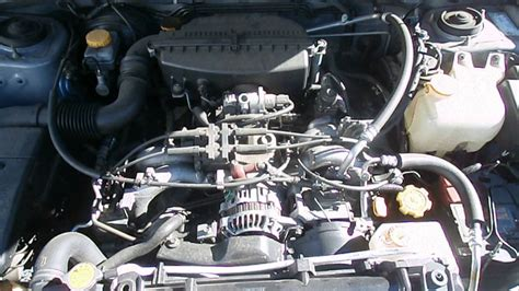 how does a cars engine work 2003 subaru forester security system wrecking 2003 subaru forester engine 2 5 ej25 j13536 youtube