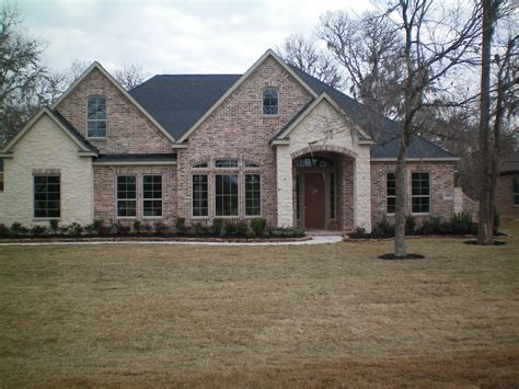 rock brick combination exterior home home improvement rock and brick combinations another front elevation with