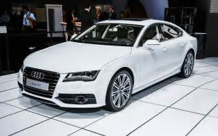 2014 audi a7 tdi front left view photo 10