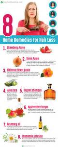 8 home remedies for hair loss infographic mr health