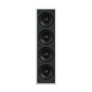 Kefs New Egg Home Cinema Speakers For Heiress by Kef Ci4100ql In Wall Home Cinema Speaker