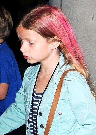 apple martin and chris martin celebrity kids with colored hair kid gwyneth paltrow