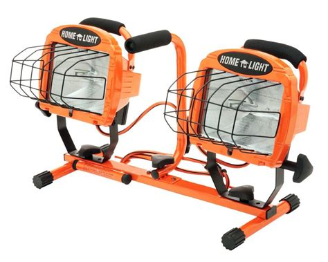 halogen l with stand designers edge l14sled 1000 watt twin head adjustable work