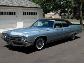 1972 Buick Limited 1972 Buick Electra 225 Limited Sedan Buick S Cadillac