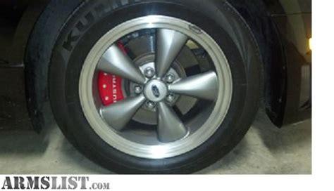 armslist for sale trade ford mustang bullitt wheels