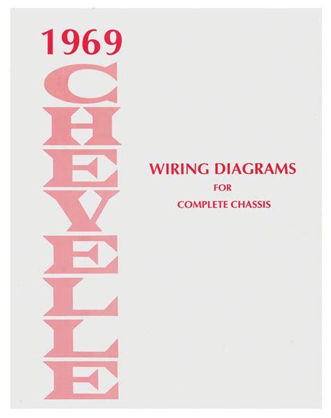 chevelle wiring diagram manuals opgi