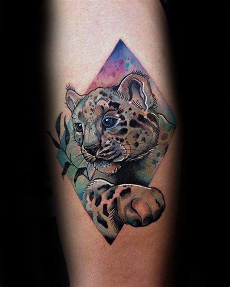 snow leopard tattoo designs 50 snow leopard designs for animal ink ideas