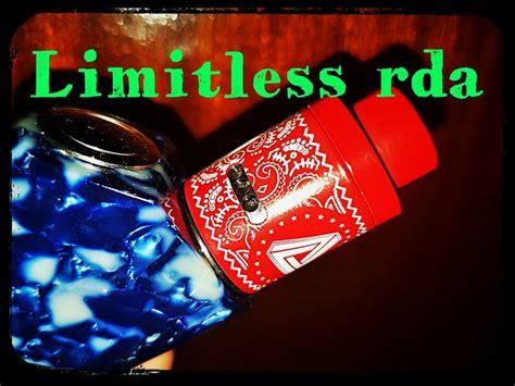 Limitless Rda Change Colors limitless rda change color