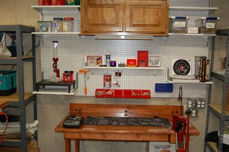 bench setup new reloading bench and setup ammo reloading pinterest