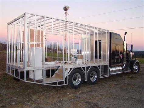 kenworth bed truck magnum truck bed kenworth custom cer 01 rv