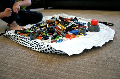 Lego Mat Tutorial by Lego Sack Tutorial Make It