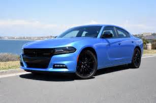 2016 dodge charger sxt test drive review autonation
