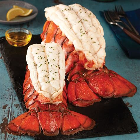 how to cook a lobster tails from frozen fit single mom seafood pinterest lobster dinner