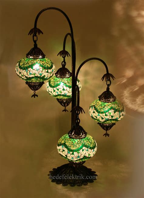 Mosaic Sconces Turkish Style Mosaic Lighting Eclectic Table Lamps