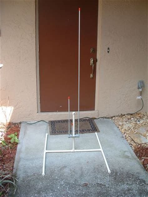 mounting ideas  vhfuhf antennas kbvbr  pole antennas