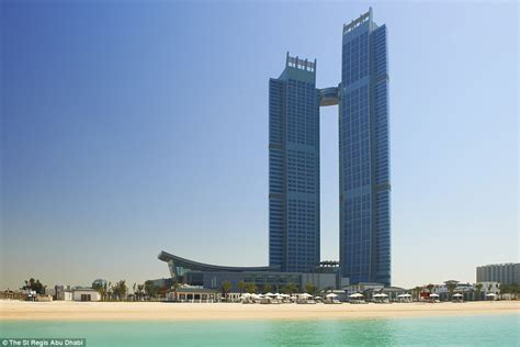 St Live Abu world s highest suspended hotel suite opens in st regis