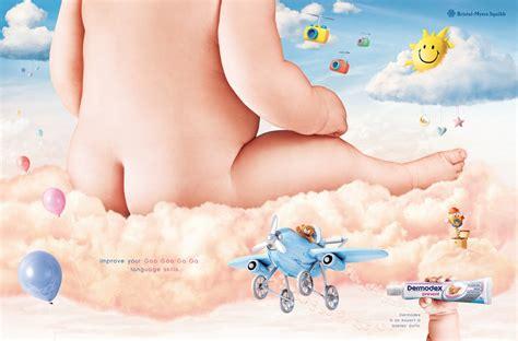 babys bett dermodex expert in babies caign funniest