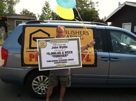 How Many People Have Won Publishers Clearing House - pch winners in missouri autos post