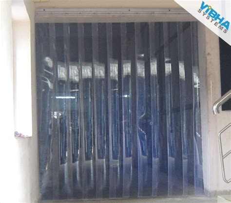 vinyl curtain door strip doors the maximus system vinyl strip doors 26