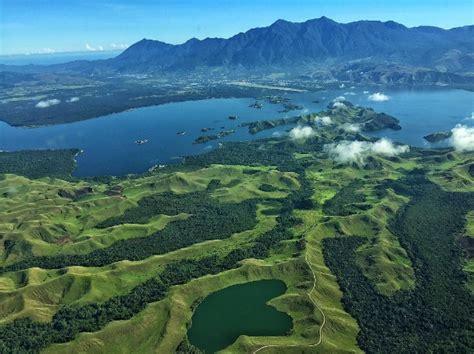 Gopro Jayapura indahnya pesona danau sentani di papua merahputih