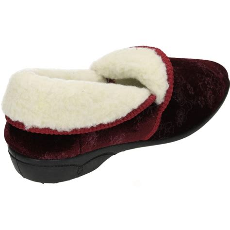 fur lined boot slippers dr keller warm fur lined slippers orthopedic boots dr