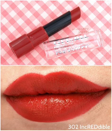 Lipstik Nyc nyc new york color get it all lip color lipsticks review and swatches the happy sloths