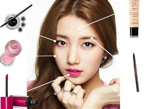 cara make up natural ala artis korea yang bisa membuat