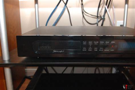 Speaker Subwoofer Sphinx sphinx myth 9 cd player photo 347429 canuck audio mart