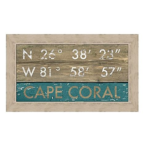 bed bath and beyond fort myers cape coral florida coordinates framed wall art bed bath