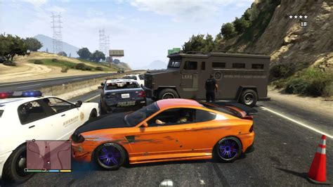 fast and furious gta 5 gta 5 like fast and furious police scene by theabdnoor