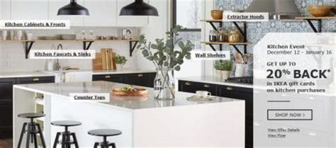 Ikea Kitchen Event 2017 Ikea Kitchen Event Get Up To 20 Back In Ikea Gift